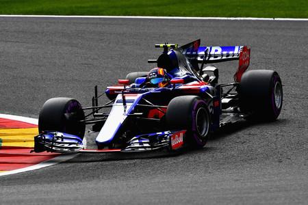 ¿Está tratrando Red Bull de vender Toro Rosso? Y, ¿Honda habría intentado comprarlo?