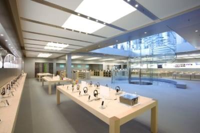 Datos sobre empleados y Apple Stores de la última conferencia de resultados de Apple