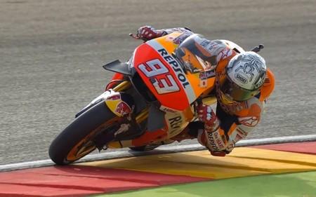 Marc Marquez Motogp Aragon 2016