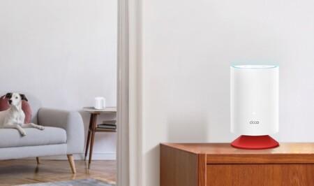 Nuevo TP-Link Deco Voice X20: un router 'mesh' con WiFi 6 y Alexa integrado