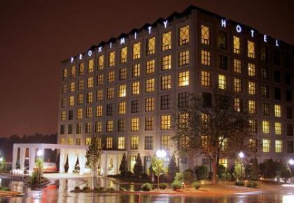 Un hotel verde, la última moda