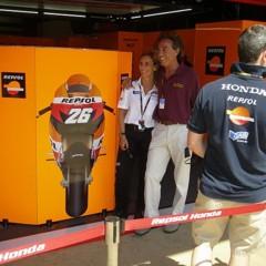 Foto 2 de 13 de la galería visitamos-el-box-del-equipo-repsol-honda-hrc en Motorpasion Moto