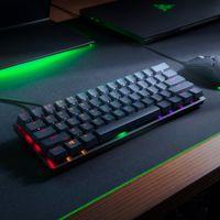 Razer Huntsman Mini: el nuevo teclado mecánico gamer es de 60%, tiene switches ópticos, iluminación RGB y cuerpo de aluminio