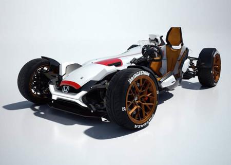 Honda Project 2&4, la historia de la moto que quería ser coche