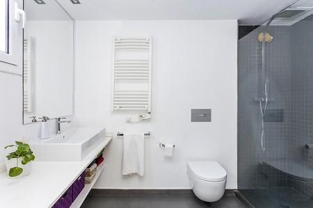 Con más tecnología y nuevo estilo, pero en el mismo color… Así reformamos los baños los españoles