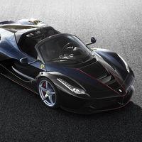 Ferrari fabricará un último LaFerrari Aperta por una buena causa (pero no dicen cual)