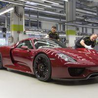 Termina la producción del Porsche 918 Spyder