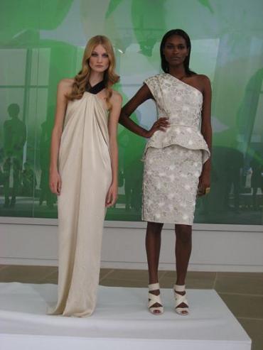 Arranca la Semana de la Moda de Nueva York: Rachel Roy colección primavera/verano 2009