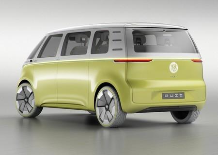 Volkswagen Id Buzz Concept 2017 1280 24