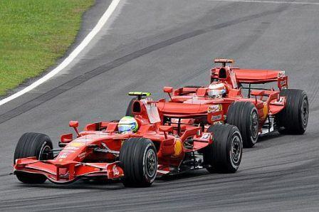 Ya hay quien ve órdenes de equipo en Ferrari