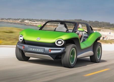 Volkswagen Id Buggy Concept 2019 1600 05
