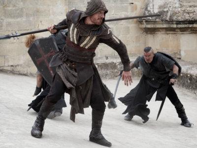'Assassin's Creed', tráiler de la película basada en el videojuego con Michael Fassbender
