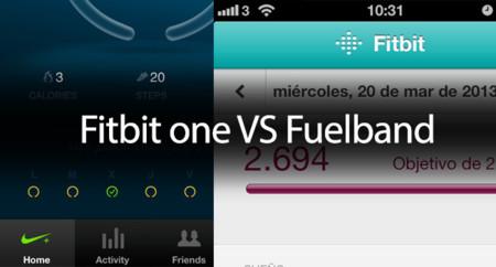 Fitbit y Fuelband, analizamos la integración con iOS de los dos dispositivos estrella del momento