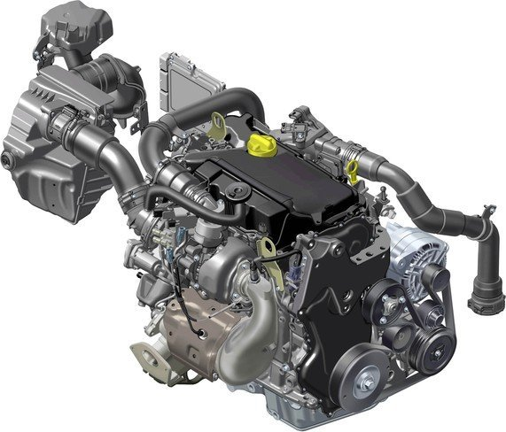 Motor R9M 1.6 dCi Energy 130 CV