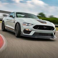 Ford Mustang Mach 1 nos revela su precio y esto es lo que podría costar a su llegada a México