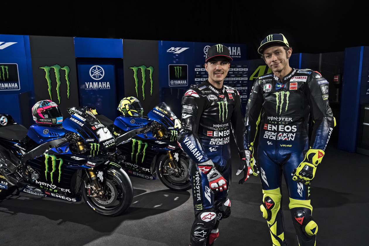 Foto de Monster Energy Yamaha MotoGP 2019 (56/65)