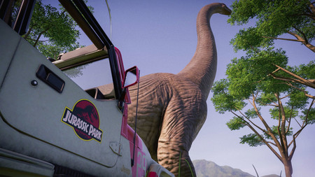 Jurassic World Evolution se ampliará en diciembre con Return to Jurassic Park, un DLC basado en la primera película de la saga