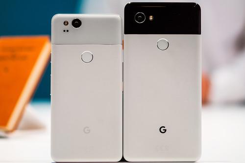 Google Pixel 2 y Pixel 2 XL, toma de contacto: más experiencia Google que nunca y modo retrato para todos