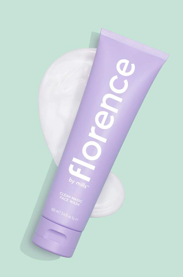 Florence by Mills Clean Magic Face Wash -
