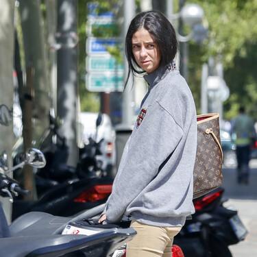 El bolso preferido de Victoria Federica para ir a la universidad es un modelo clásico que nunca pasa de moda (pero cuesta más de 1.000 euros)
