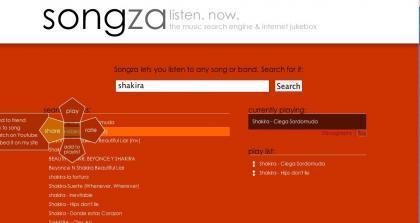 Songza, otro buscador musical en internet