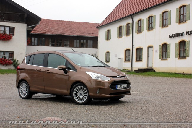 Ford B-MAX 1.0 EcoBoost 120 CV