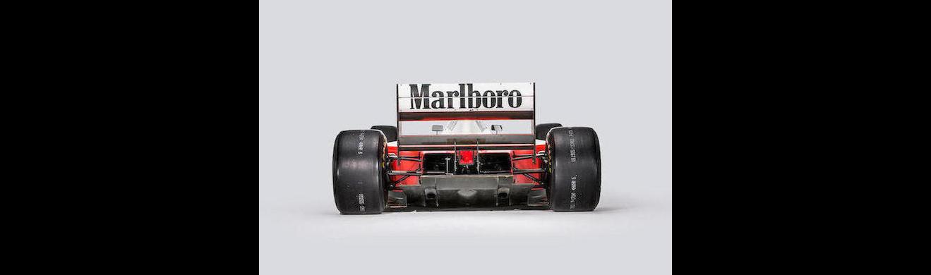Foto de McLaren MP4/8A 1993 (8/29)