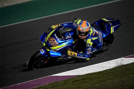 Alex Rins Catar Motogp 2018 3