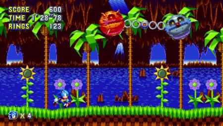 Así se juega a Sonic Mania en este completo gameplay de 12 minutos