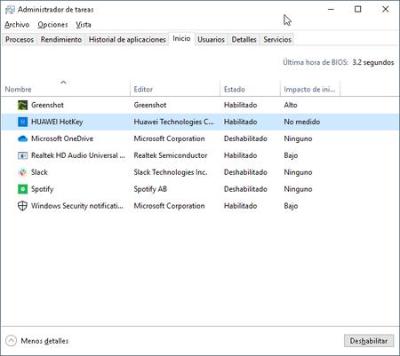 Como Hacer Mas Rapido Inicio Arranque Windows 10