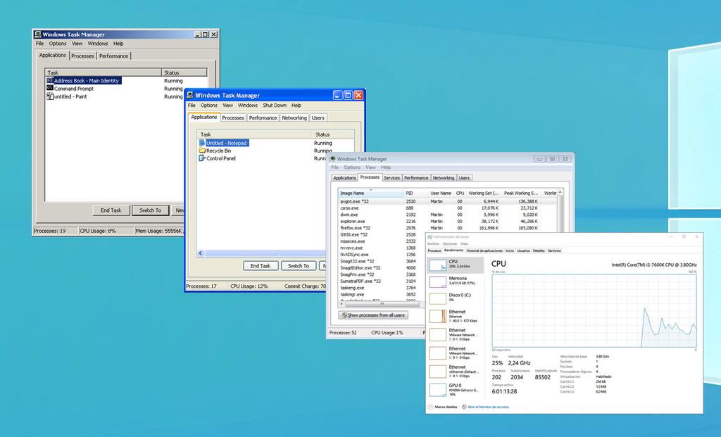 El creador del Administrador de tareas de Windows ha publicado una genial lista de trucos y consejos para usar la herramienta