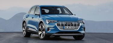 Audi e-tron, el primer coche eléctrico de Audi, dice adiós a los retrovisores y a los frenos tradicionales