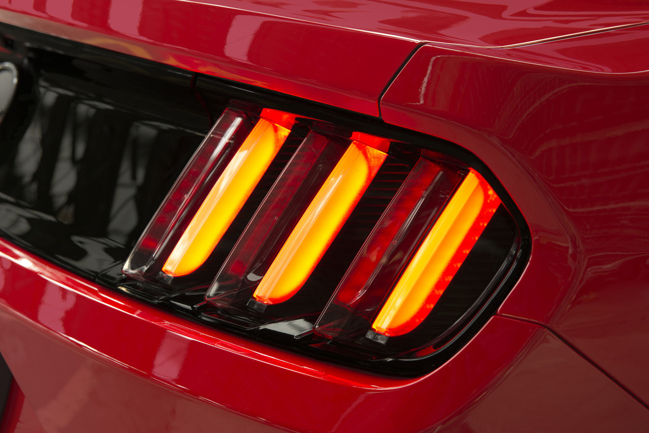 Foto de Ford Mustang 2015 (3/53)