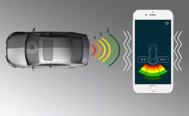 Con tu móvil y FenSens Smart basta para tener un sistema de aparcamiento inteligente