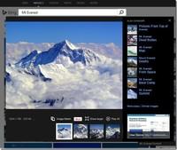 Bing añade la búsqueda de imágenes desde una imagen