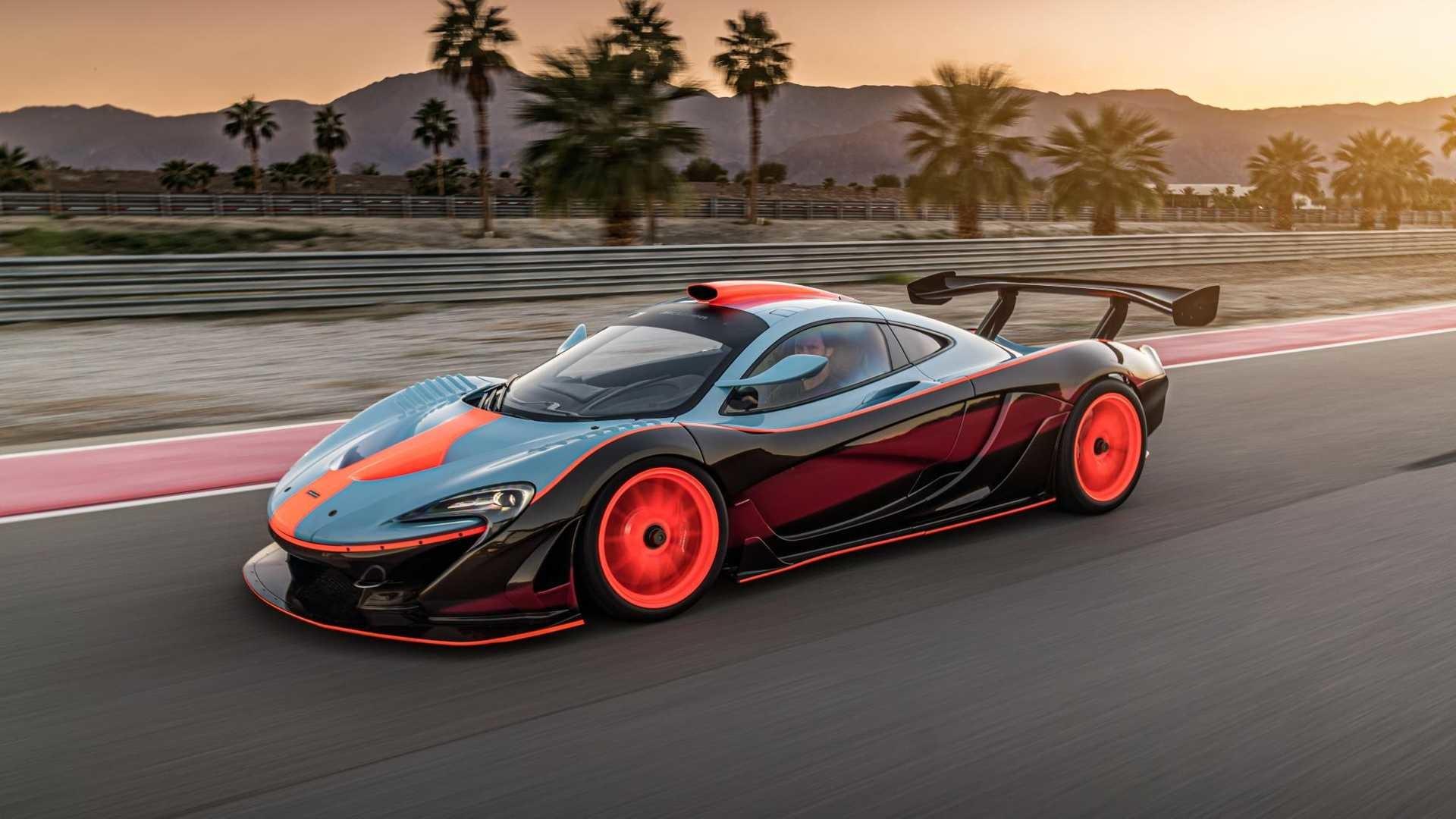 Foto de McLaren P1 GTR-18 preparado por Lanzante (3/32)