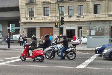 Multa Motos Madrid 1