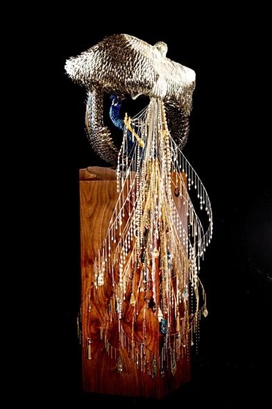 Peacocks de Laurel Roth