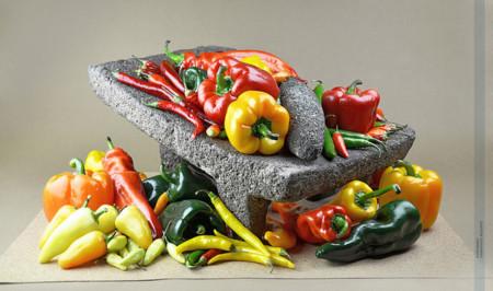 El metate y el metlapilli, moliendo los sabores de México