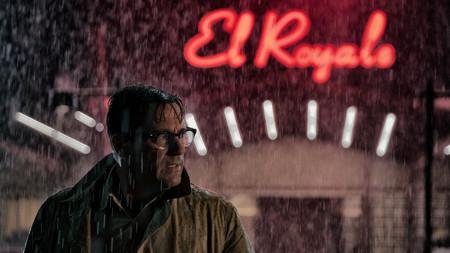'Malos tiempos en El Royale': retorcido experimento noir que funciona como radiografía de los EE.UU. más decadentes