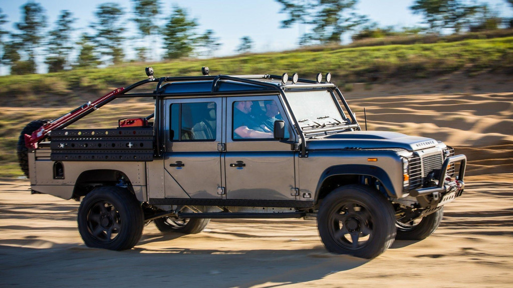 Project Viper Land Rover Defender
