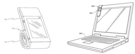 Apple registra la patente de una correa para el Watch... transformista