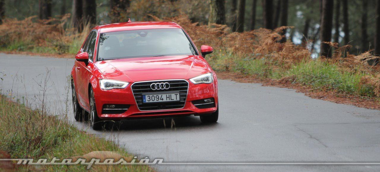Foto de Audi A3 2.0 TDI (prueba) (42/52)