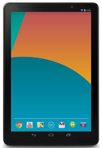 Vuelven los rumores con el nuevo Nexus 10: presunta imagen oficial incluida