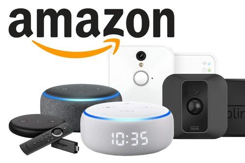 18 dispositivos y packs Amazon en oferta para hacer más llevadero el confinamiento: Kindle, Fire TV Stick, Echo, Ring, Blink o eero a precios más atractivos