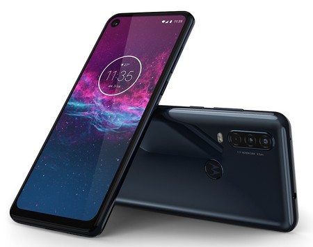 Motorola One Action Oficial Diseno