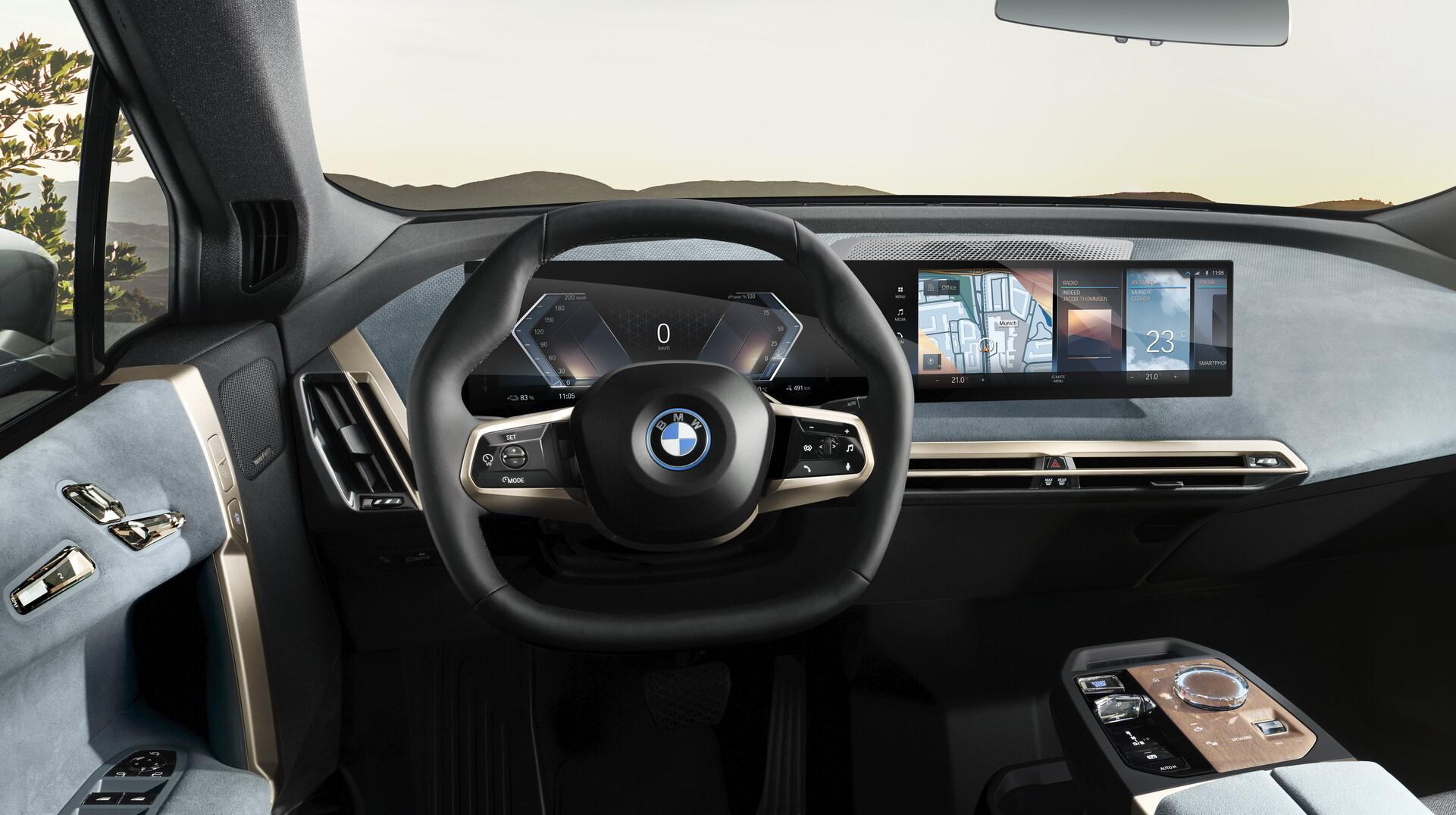 Foto de BMW iX (57/79)