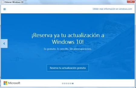 Windows 10 se descarga automáticamente en equipos con Windows 7 y 8 aunque el usuario no quiera actualizar