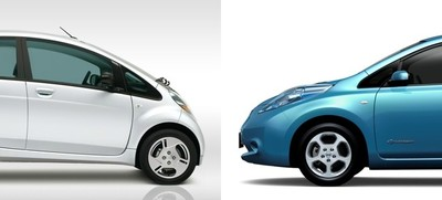 Mitsubishi y Nissan persiguen el desarrollo conjunto de un coche eléctrico asequible