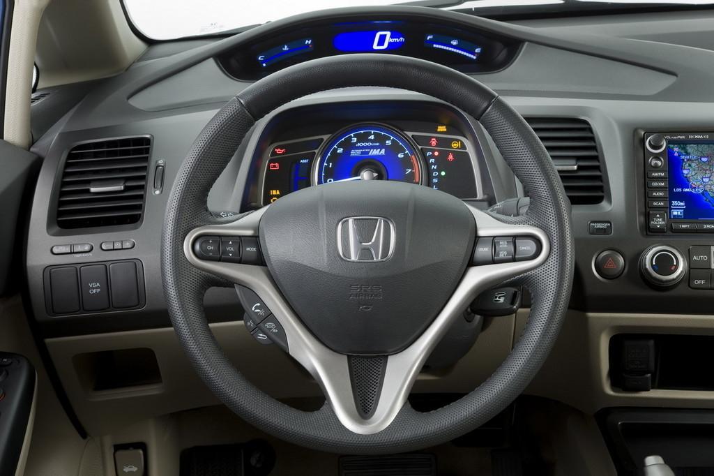 Foto de Honda Civic Hybrid 2009 (12/24)